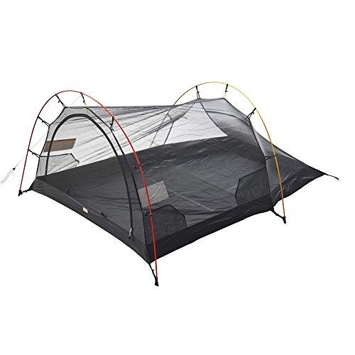 FJÄLLRÄVEN Fjallraven Mesh Inner Tent Lite-Shape 3 Accessoires pour Boutique, Mixte Adulte, Noir, Taille Unique