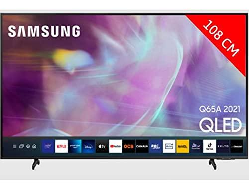 SAMSUNG TV LED Samsung QE43Q65AAUXXC 43 4K