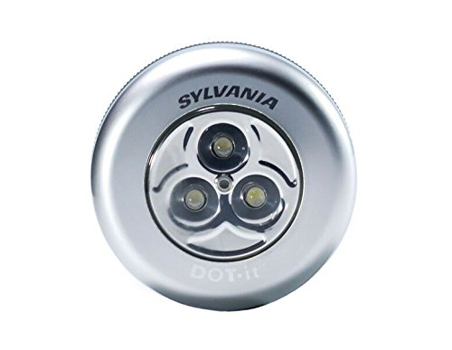 SYLVANIA LED Dot It - Push On/Off