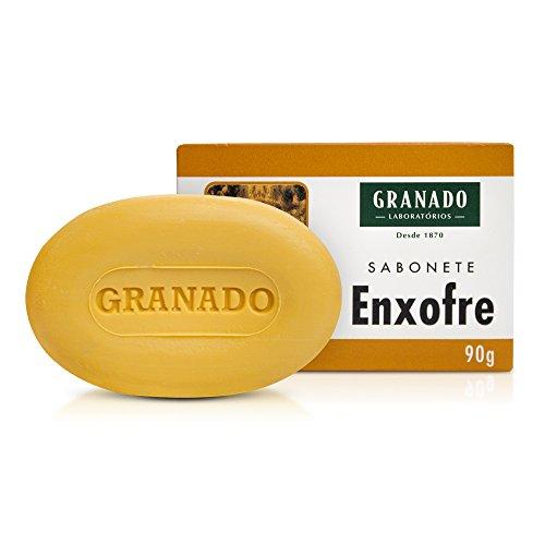 Sabonete de Enxofre, Granado, Laranja, 90 g