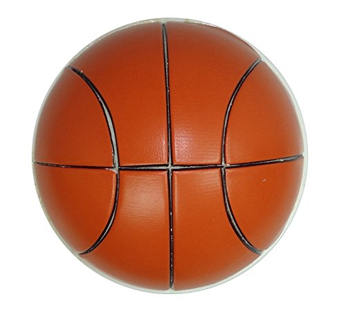 Buy Bargain ACI PARTY AND SPIRIT ACCESSORIES Dome Basketball Deco Sport Ball, 3.75