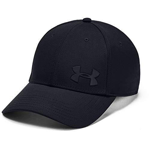Under Armour Herren Headline 3.0 Kappe, Schwarz, Medium/Large