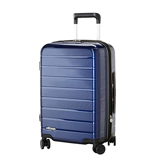 eBags Fortis Carry-On Spinner 22 Inch (Blue)