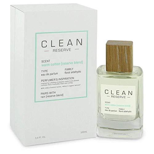 Clean warm cotton reserve blend eau de parfum 100ml.
