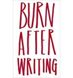 [(Burn After Writing)] [ By (author) Sharon Jones ] [April, 2014] - Carpet Bombing Culture - 23/04/2014