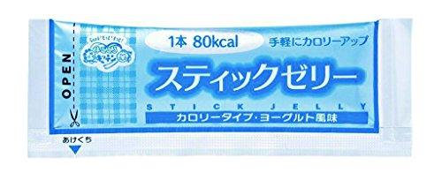 スティックゼリー カロリータイプ ヨーグルト風味 14.5g×20本