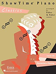 ShowTime Piano Classics - Level 2A