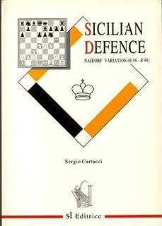 Sicilian Defence Najdorf B98-B99