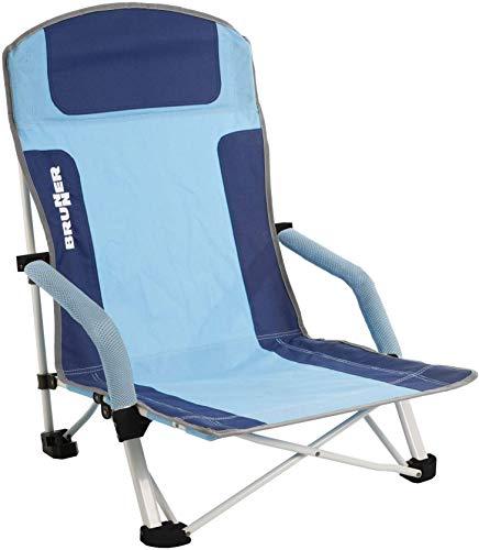 Brunner Bula silla de playa - azul/azul claro