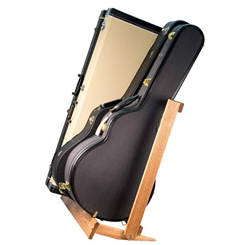 String Swing CC29 Folding Hardwood Guitar Case Rack