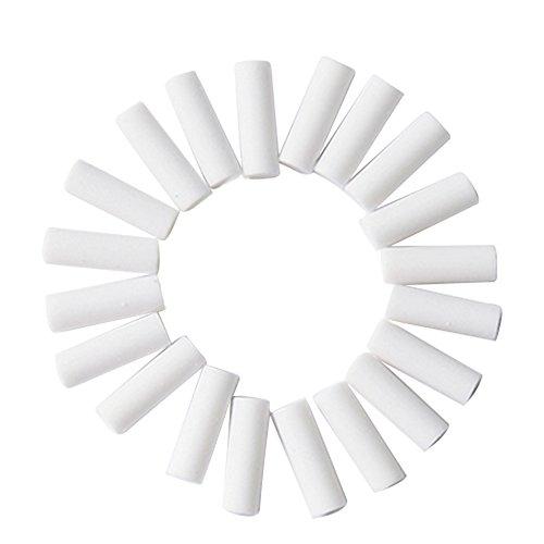 BEETEST 40 piezas goma de borrar recambio lápiz borrador recambios para borrador eléctrico recargable