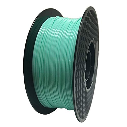 PLA Filament 1.75mm Cyan Water Blue 3D Printer Filament PLA 1kg Spool Printing Material PLA Water Blue Used For 3D Printer And 3D Pen