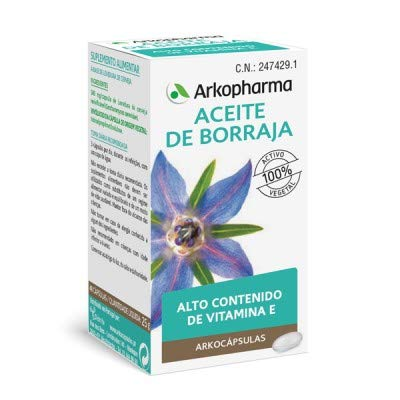 Arkopharma Arkofluido Aceit Borraja 50 Ca 100 G