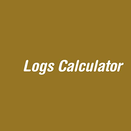 Logs Calculator