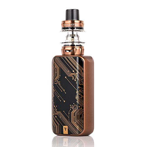 Vaporesso Luxe S Kit 220W + SKRR 2ML Bronze Producto SIN NICOTINA *|