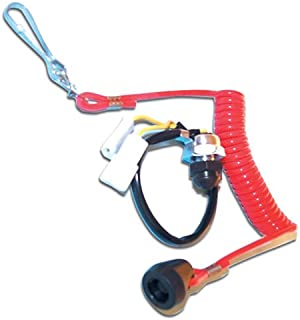 SPI Tether Switch for Snowmobile ARCTIC CAT All model except Kitty Cat OEM# 0638-887 1984-2003