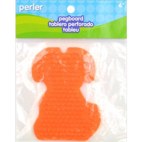 Perler Beads Puppy Pegboard