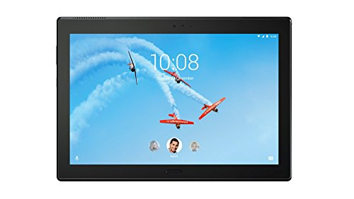 Lenovo Tab4 10 Plus 25,65 cm (10,1 pollici Full HD IPS Touch) Tablet PC (Qualcomm Snapdragon APQ8053 Octa-Core, 3 GB RAM, 16 GB eMCP, Wi-Fi) Nero