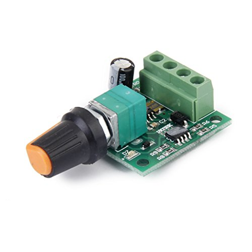 Dc Voltaje 1.8v 3v 6v 5v 12v 2a Velocidad Del Motor Controlador PWM Interruptor...