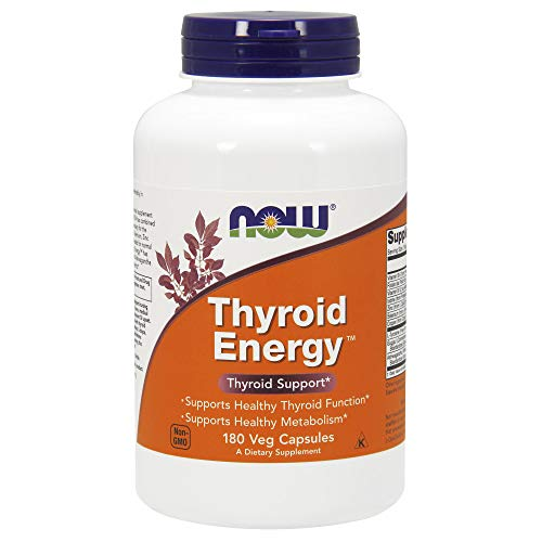 Now Foods Thyroid Energy, 180 vcapsules