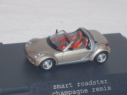 Smart Roadster Cabrio Beige Silber Ho H0 1/87 Busch Modellauto Modell Auto SondeRangebot