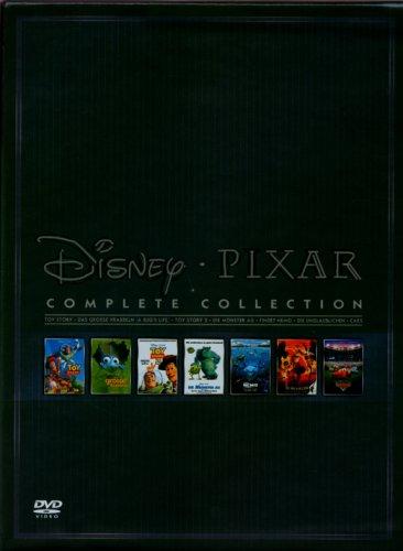 Disney / Pixar Complete Collection [10 DVDs]