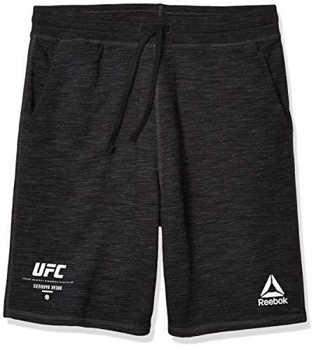 Reebok UFC Fight Week Short, Black, XX-Large