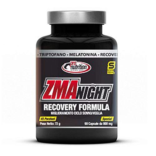 ZMA NIGHT Recovery Formula [90 CPS]