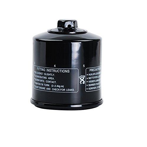 OxoxO High Performance Oliefilter KN-128 voor kawasaki 490652071,490652078,John Deere AM107423,Ducati 090549960,44440034A en meer 1