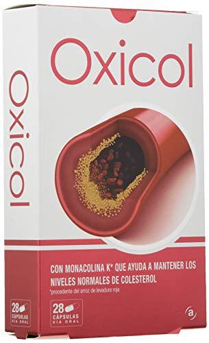 Oxicol Complemento Alimenticio - 28 Cápsulas