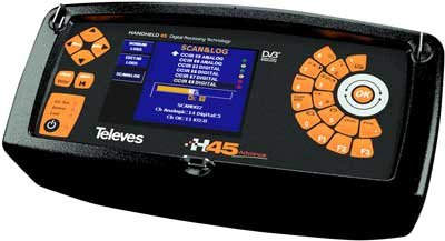 Medidor de Campo H45 Advance Full HD + C.I. + F.O.