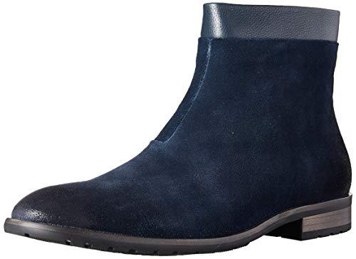 English Laundry Men's Brodie Fashion Boot, Navy, 13 M US