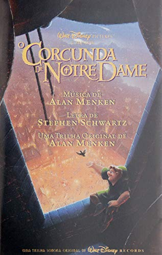 Varios - Trilha Sonora Filme O Corcunda De Notre Dame