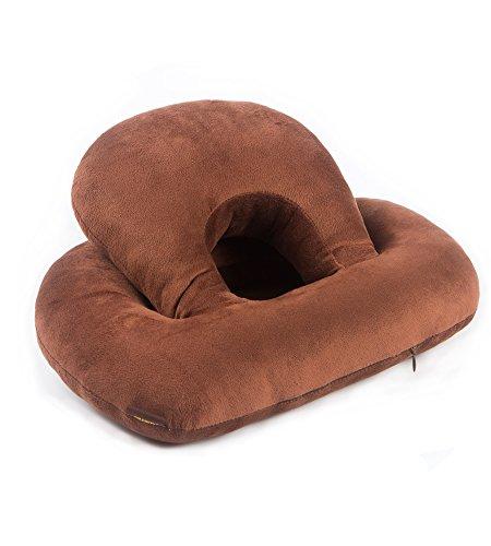 うつ伏せ デスク まくら 仮眠 横向き健康枕 昼寝クッション 多機能 快眠枕 首・頭・肩 頸椎サポート通気抗菌 寝心地のいい ごろ寝