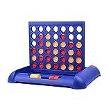 RWX Juegos De Mesa De Rompecabezas, Juego De Bingo De Cuatro Dimensiones Tridimensionales para Niños, Juegos De Mesa Interactiva para Padres E Hijos