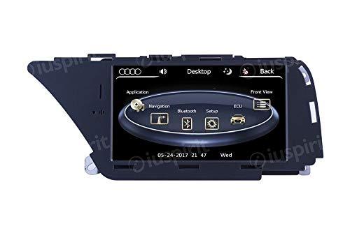 GPS USB SD Bluetooth Touchscreen Mirrolink Navi Kompatibel für Audi A4 B8 S4 RS4 Audi Q5 Audi A5 Audi A4L