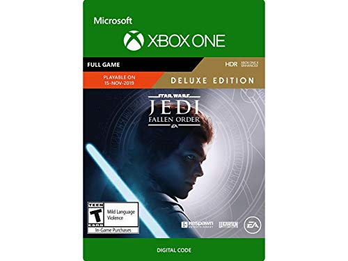 Xbox One Star Wars Jedi: Fallen Order - Deluxe Edition Full Game Download...