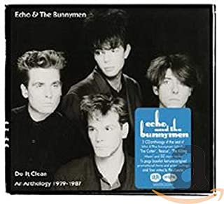 Echo & The Bunnymen - Do It Clean - An Anthology 1979-1987