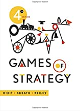 Games of Strategy (Fourth Edition)