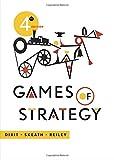 Games of Strategy - Avinash K. Dixit