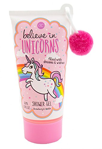 Duschgel 60ml in Tube Believe in Unicorns