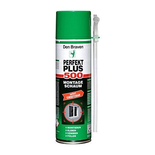 Montageschaum \'Perfekt Plus\' 1-K, B2, 500 ml Dose