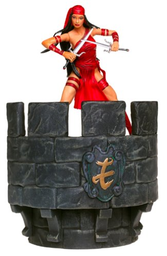 Marvel Select - Elektra 21cm Figur mit Base