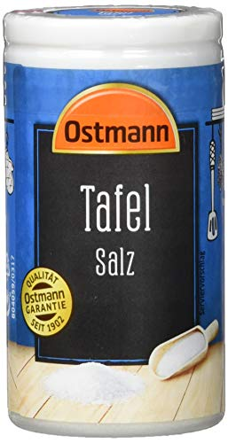 Ostmann Tafelsalz, 4er Pack (4 x 90 g)