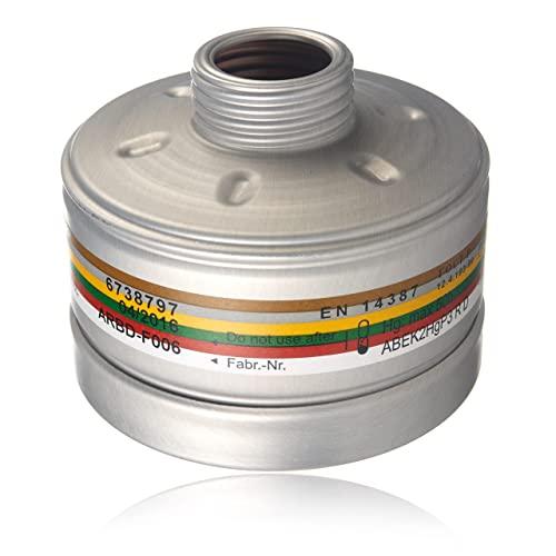 Dräger X-plore Rd40 Kombi-Filter A2B2E2K2Hg P3 für Gase, Dämpfe, Partikel | 1 STK. | Filter für Vollmasken X-plore 6300