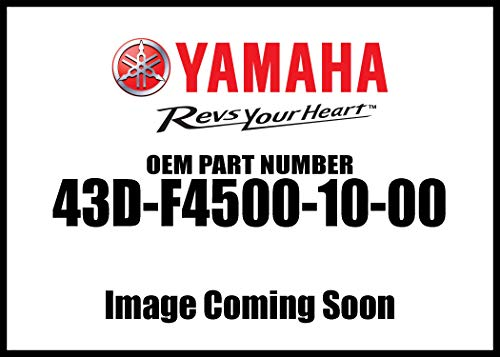 Yamaha 43D-F4500-10-00 Fuel Cock Assembly 1; 43DF45001000 Made by Yamaha