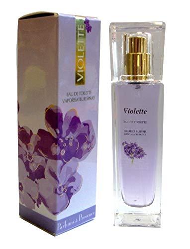 """Charrier Parfums Gama Provence""""Violeta"""" Spray Eau De Toilette Color Violeta 30 Ml"""