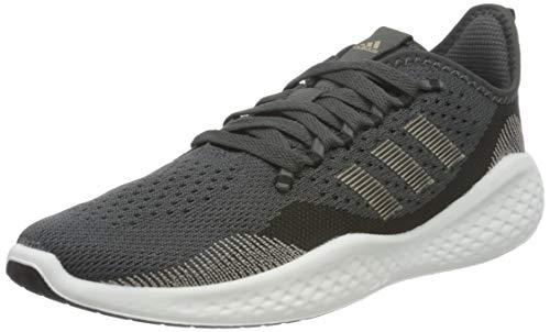 adidas FLUIDFLOW 2.0, Zapatillas de Running Mujer, NEGBÁS/METCHA/GRISEI, 41 1/3 EU 🔥