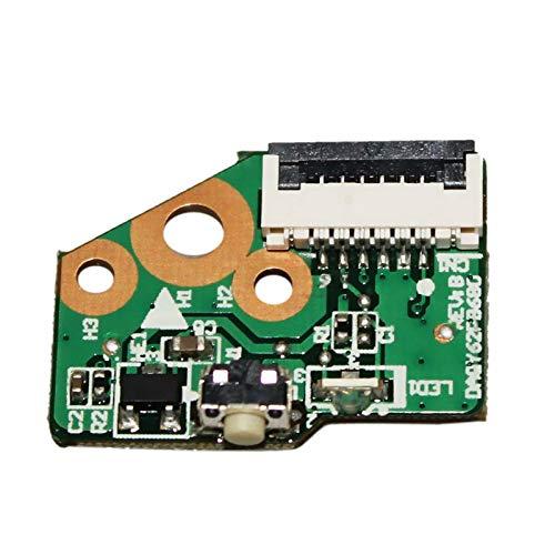 New Switch Off/ON Power Button Board for HP Envy 15-U Series 15-U011DX 15-U010DX 5-u363cl 15-u110dx 15-u111dx 15-u310nr 15-u483cl 15-u410nr 15-u337cl 15-u310nr P/N:32Y62PB0010, 830190-001 -  ndliulei