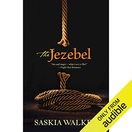The Jezebel  By  cover art